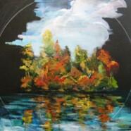 Autumn at Morningside Pond