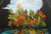 Autumn at Morningside Pond