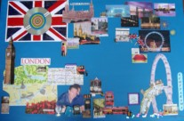 Scott's London Collage